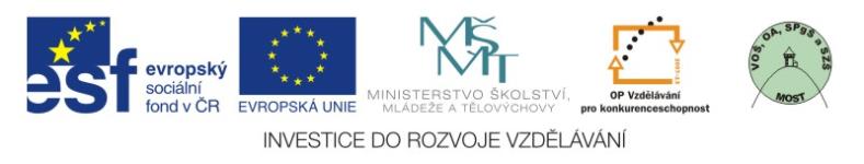 IVOŠ - Inovace a modernizace vzdělávacích programů VOŠ